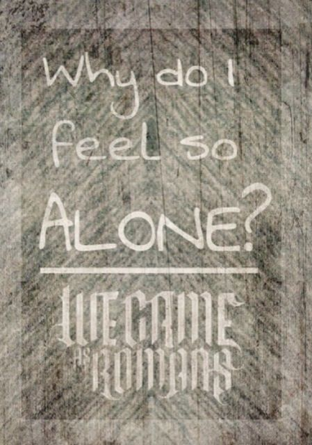 Tracing Back Roots - We Came As Romans