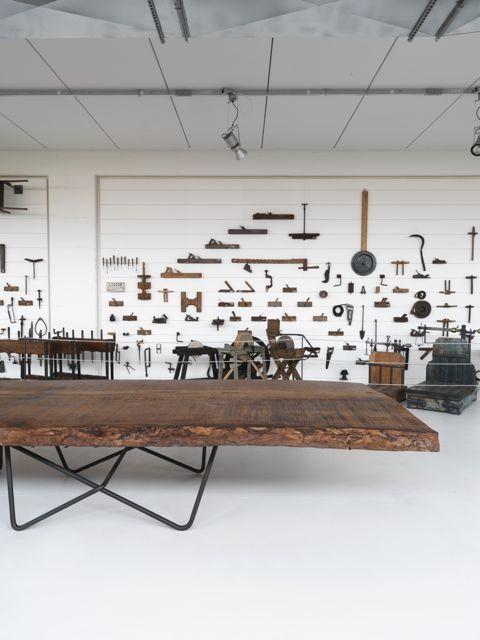 Museo del Legno e Nuovo Showroom Riva 1920, Cantù, 2010
