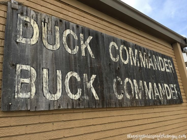 Duck Commander - Attractions Things to do in Monroe-West Monroe, Louisiana