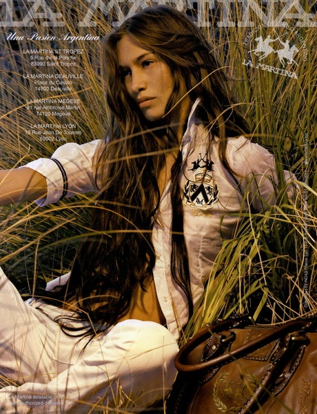La Martina Ad Campaign Spring/Summer 2009 Shot #2