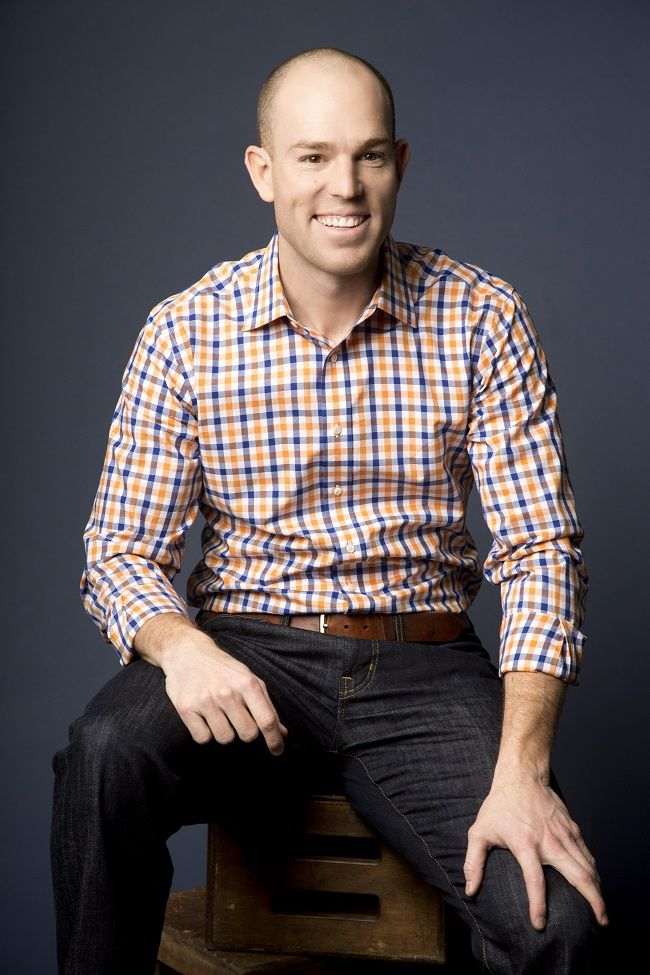 My interview with Chicago Bears kicker, Robbie Gould!