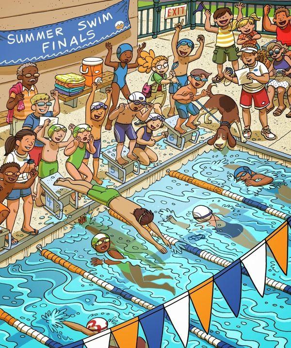 (2014-08) Hvad gør de ved svømmekonkurrencen?