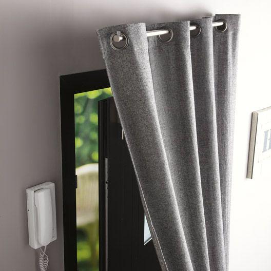 17 meilleures id es propos de porte rideau sur pinterest for Decoration rideau porte patio