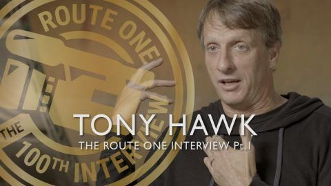 The 100th Route One Interview: Tony Hawk Pt.1 – RouteOneDirect: Source: RouteOneDirect Join us as we celebrate reaching our 100th…