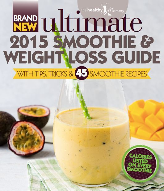 Get Your Free Top 45 Smoothie Recipe Book