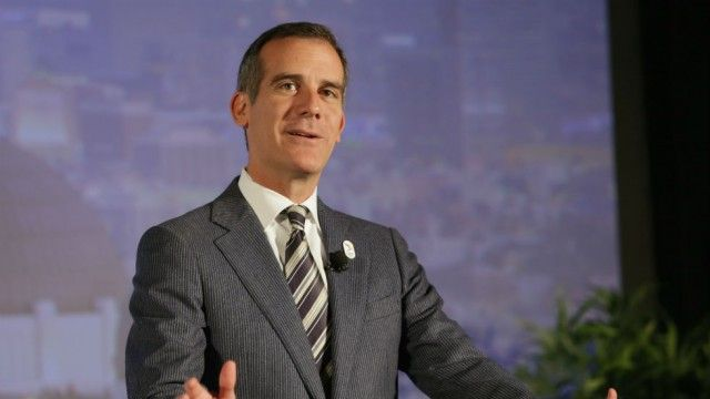 LA mayor: Immigration arrests could cause a 'tinderbox'