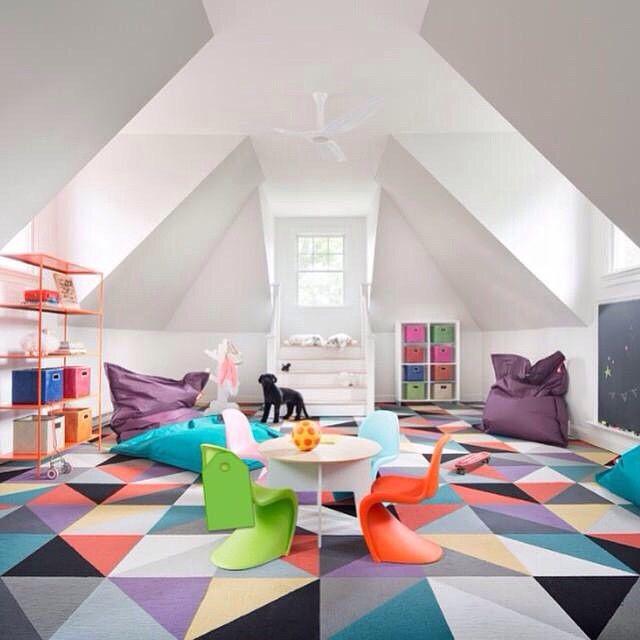 Colorful Playroom Design: 25+ Best Carpet Tiles Ideas On Pinterest