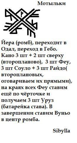 Мотыльки (автор Sibylla)
