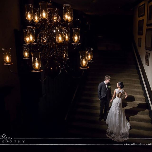 Beautiful #wedding at the @oldmilltoronto I love the feel of the building which has so much history.