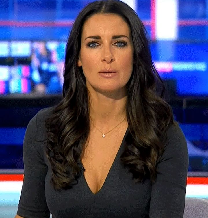 Kirsty Gallacher Cleavage  Kirsty Gallacher  Kirsty -6687