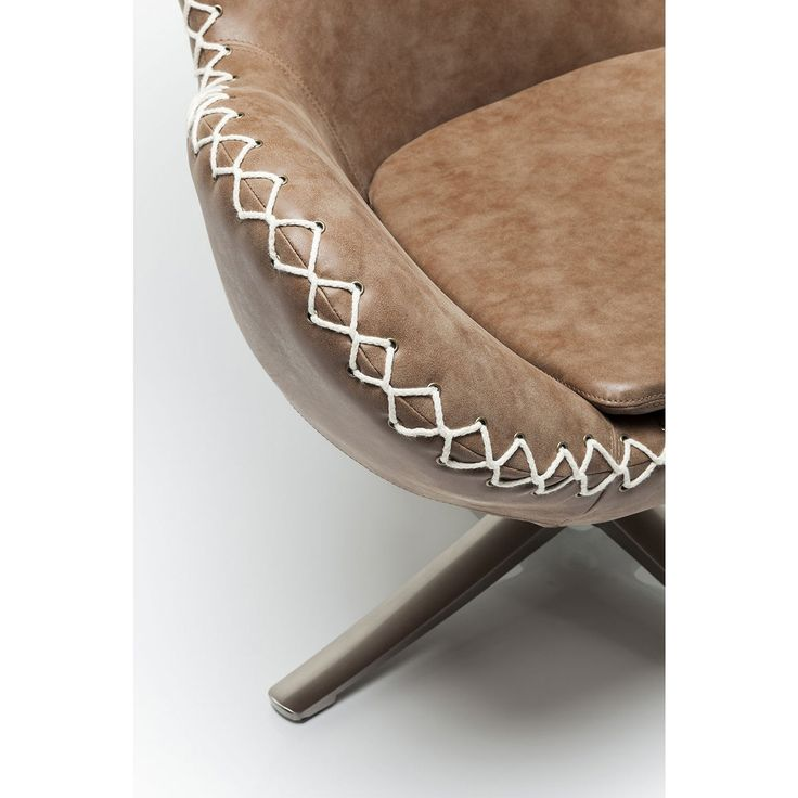 KARE Design Bonanza Swivel Lounge Chair
