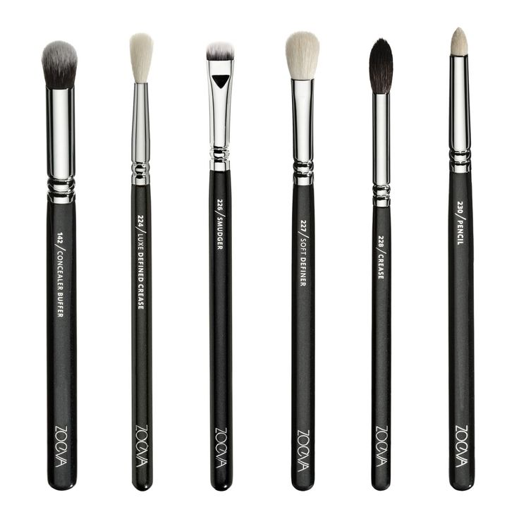 Zoeva Makeup brushes. Dupe for Sigma or MAC 46.22 EUR ...