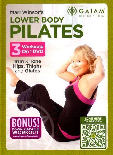 Mari Winsor's Lower Body Pilates [DVD] [2012]