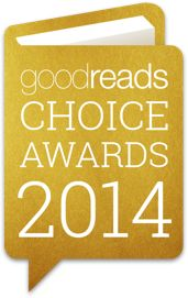 Find Winners of the 2014 Goodreads Choice Awards at the Library by Adriana Blancarte-Hayward, Outreach Manager