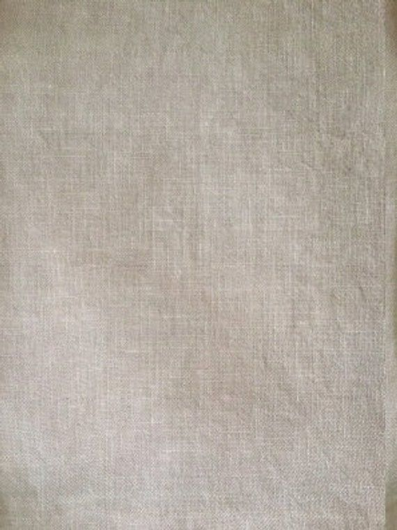 VINTAGE OVERCAST 36 40 46 ct  hand-dyed cross stitch fabric