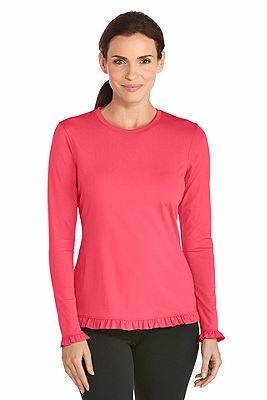 c614da2b19 Women s UV Swim Shirts   Rash Guards  Sun Protective Clothing - Coolibar