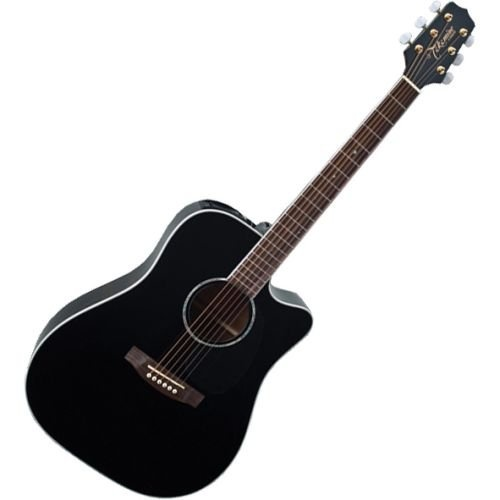 my takamine g series eg341sc dreadnought acoustic electric guitar black plays and sounds like a. Black Bedroom Furniture Sets. Home Design Ideas