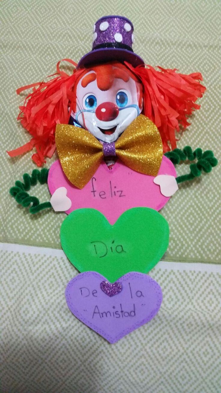 460 best carn images on Pinterest   Clown crafts, Kindergarten and ...