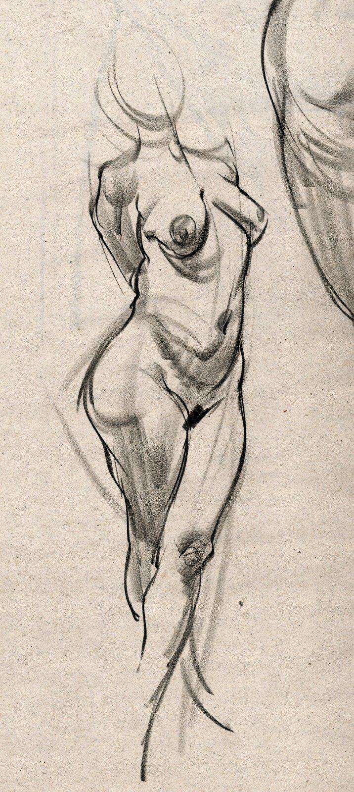 Paul Wee Artworks: life drawings