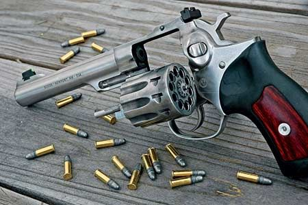 American Handgunner Magazine recently posted Wayne Van Zwoll's review of the Ruger® GP100® in .22LR.