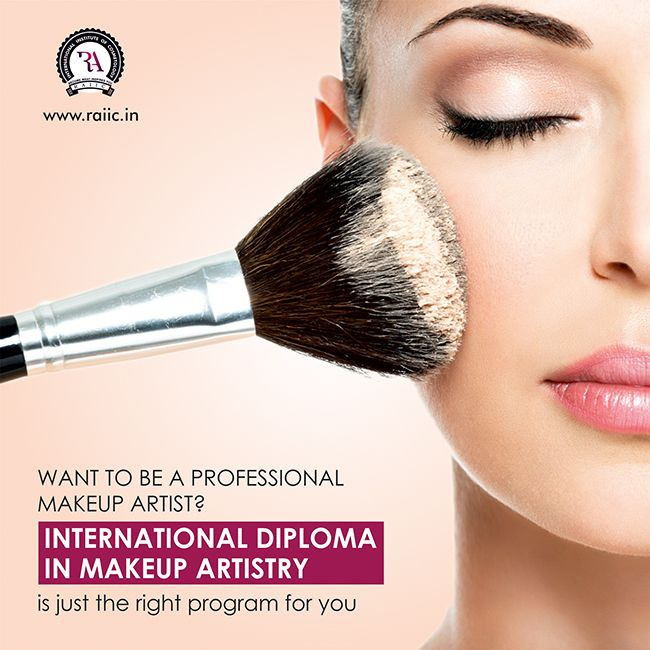 Wanted To Be A Professional Makeup Artist Professional Makeup Artist Makeup Brushes Beauty Institute