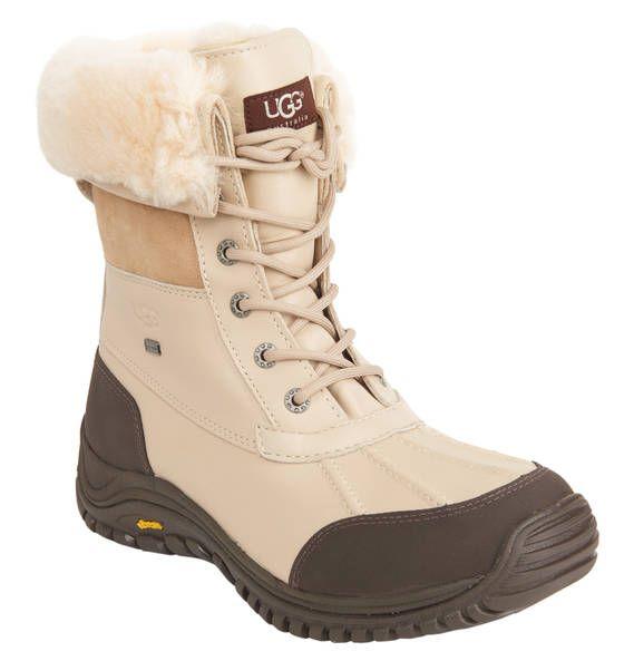 "UGG Boots ""W Adirondack Boot II"", gefüttert sand"
