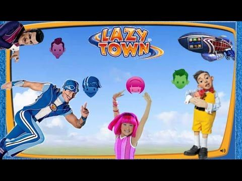 LAZY TOWN - online game. Games for Kids free of violence. How to play ZIGGY LAZY TOWN CHALLENGE. Ziggy Lazy Town Challenge - Ziggy invites you to play with. ...