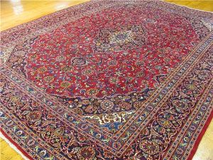 9' 7 x 12' 8 Mashad Rug  on  Daily Rug Deals