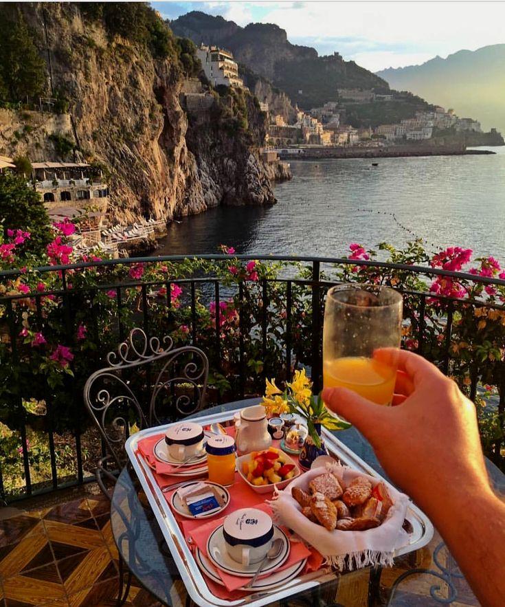 картинки утро италия прическа