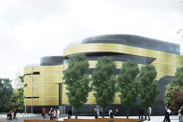 Teesside University £20m 'campus heart' development
