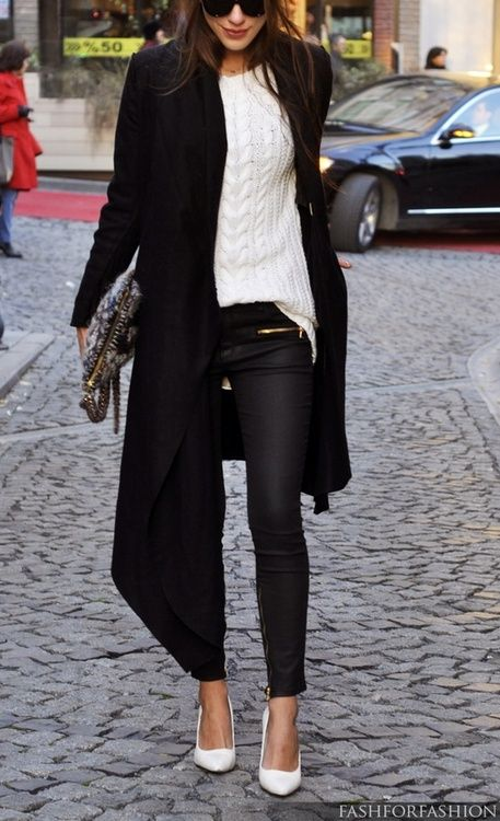 Chic and On the Street