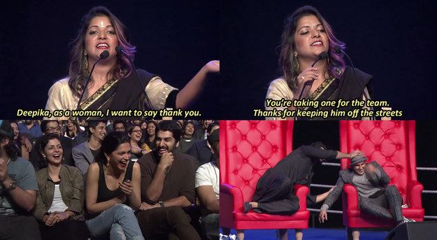 When they proved that they can take a joke… | 17 Times Deepika And Ranveer Gave Us #RelationshipGoals