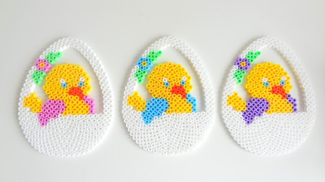 Easter pearl pattern