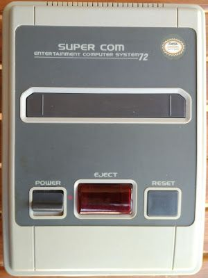Retro Ordenadores Orty: Consola Super Com 72 Entertainment Computer System (modelo SP-72)
