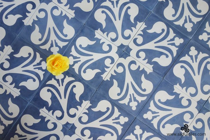 Sadus Tiles handmade cement tiles from Bali on order only we make your personalized tiles.