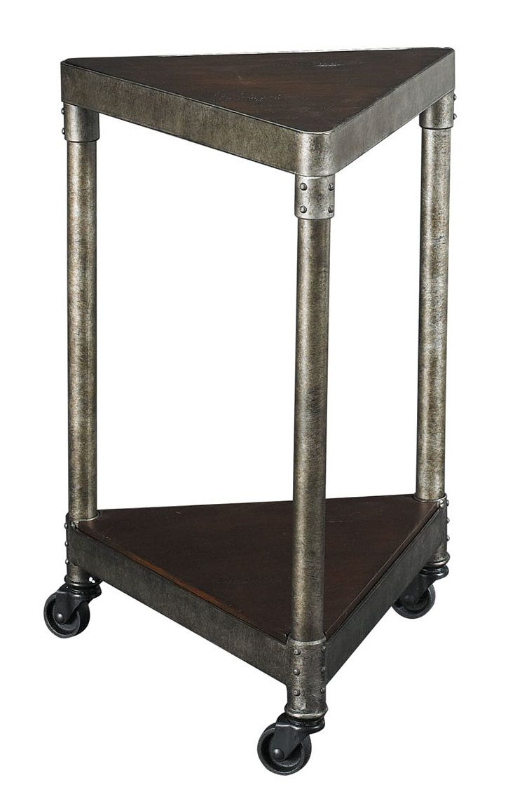 Nice Structures   Wedge End Table   T3002030 00 Occasional Tables From Hammary At