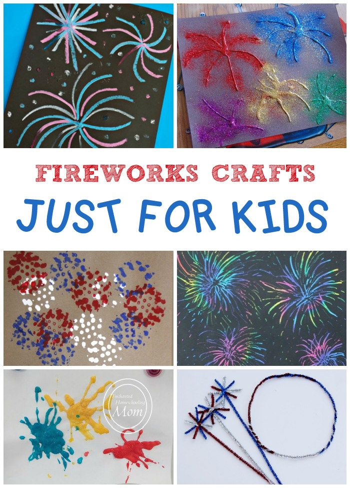 Fireworks Bonfire Night Crafts