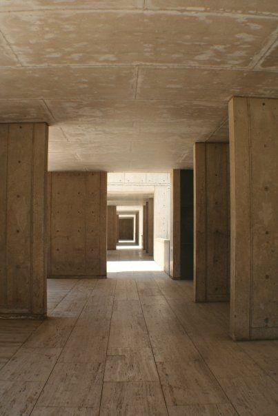 Louis Kahn, Salk Institute