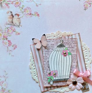 anna pyssling: Romance and birdcages