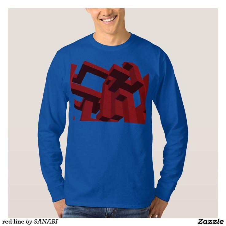 Your Custom Men's Basic Long Sleeve T-Shirt