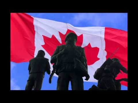 ▶ Canadian Forces Remembrance Day Video - YouTube (for end of liturgy?)
