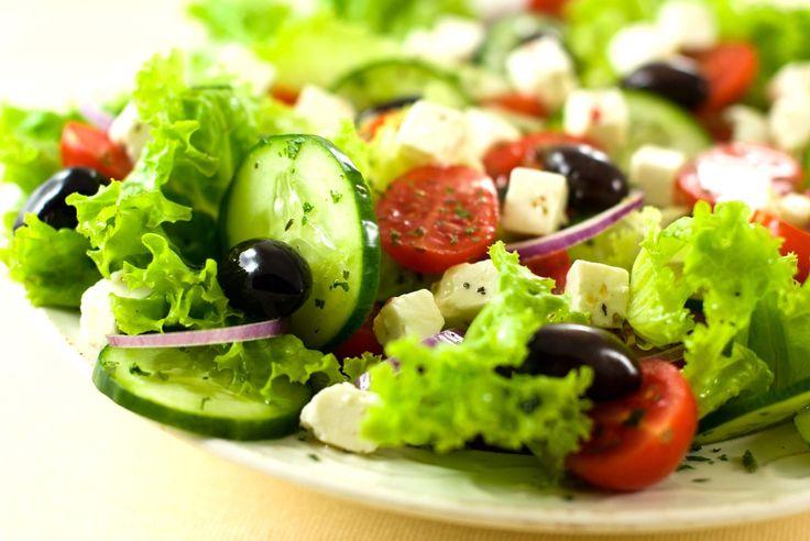 Лучшие рецепты салатов от шеф поваров европы