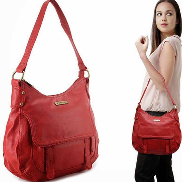 Peperone Shoulder Bag.To buy/0rder online http://www.maguvathefashionworld.com/2014/10/10-trendy-handbags-for-shopping.html#.VDwv_N3F8kO