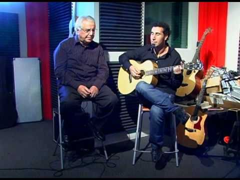 "Khatchadour Tankian - Bari Arakeel - Featuring Serj Tankian? ""Serj Tankian from System of a Down sings a traditional Armenian song with his father."" --- the big ol smile and the hug at the end X3"