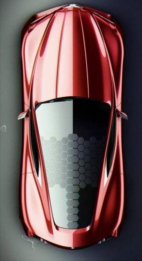 Visit The MACHINE Shop Café... ❤ The Best of Alfa Roméo... ❤ (Alfa Roméo Concept Car)