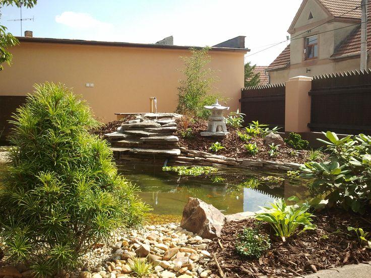Zahrada v orientálním stylu, Pletený Újezd