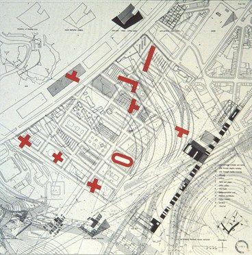 STAD AAN DE STROOM , BELGIUM, ANTWERP, 1989 | OMA