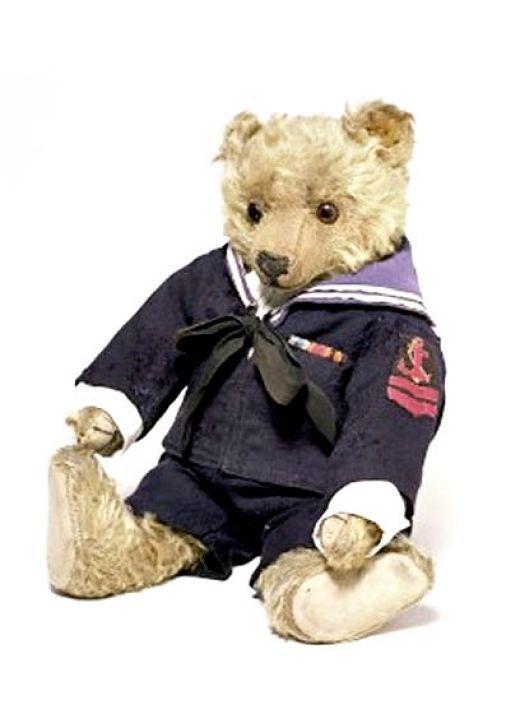 Teddy Bears - A Short History: