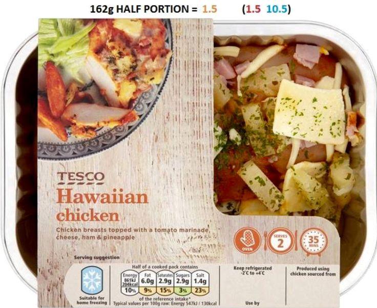 Tesco - Hawaiian Chicken