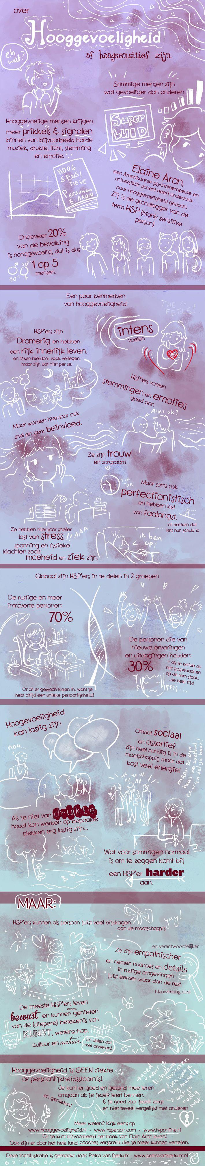 Infographic HSP - Petra van Berkum